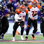 Cincinnati Bengals at Baltimore Ravens