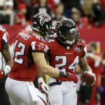 Atlanta Falcons at New Orleans Saints, 8:30p.m. EST